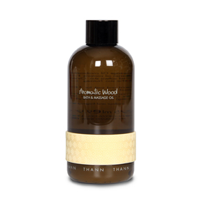 Aromatic Wood Bath & Massage Oil