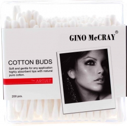 GINO McCRAY The Artist Cotton Bud