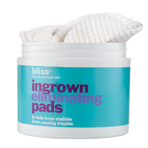 ingrown eliminating pads