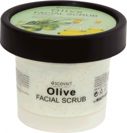 Scentio Olive Firming Facial Mask