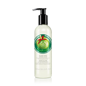Glazed Apple Shimmer Lotion