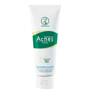 Acnes Clear & Whitening Wash