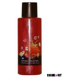 Wild Strawberry Bath Cream