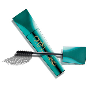 Open Up Peacock Mascara