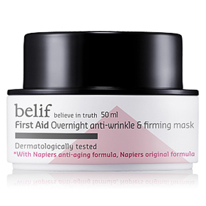 First Aid – Overnight Anti-Wrinkle & Firming Mask