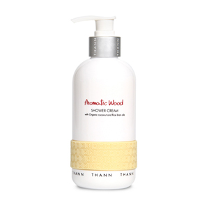 Aromatic Wood Shower Cream