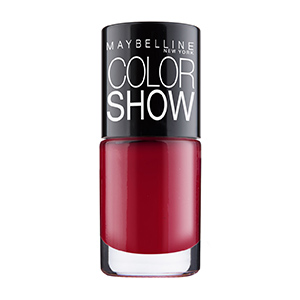 Color Show Big Apple Red Nail Color