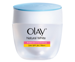 Olay Natural White Pinkish Fairness Day SPF24/PA++ Whitening Cream