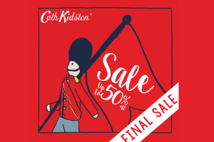 Cath Kidston FINAL SALE !! Now up to 50%