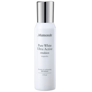 Pure white ultra active emulsion