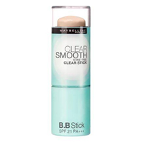 Clear Smooth BB Stick