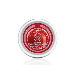 Frosted Cranberry Lip Balm