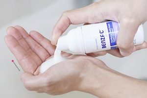 [Cosme*Review] Benzac Spots Purifying Daily Facial Foam Cleanser