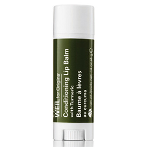Dr. Andrew Weil for Origins Conditioning Lip Balm with Turmeric
