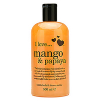 Mango & Papaya Bubble Bath&Shower Creme