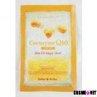 Skin Fit Magic Sheet Coenzyme Q10