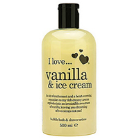 Vanilla & Ice Cream Bubble Bath&Shower Creme