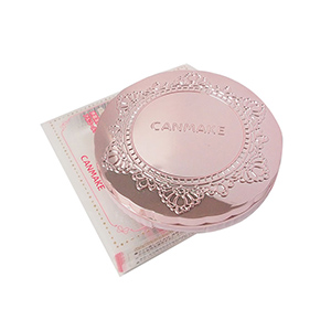 Transparent Finish Powder
