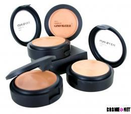 GINO McCRAY Pro Make-Up Invisible Foundation Cream