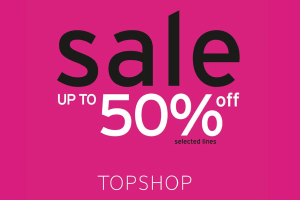 Topshop End of Season Sale