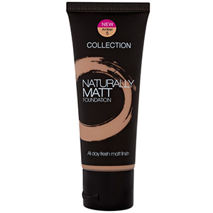 NATURALLY MATT FOUNDATION