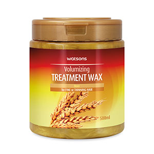 Volumizing Treatment Wax Beer