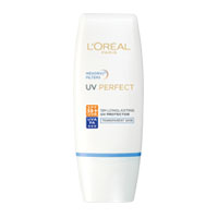 UV Perfect SPF 50+ / PA+++ Transparent Skin (สูตรสีขาว)