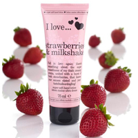 Super Soft Hand Lotion Strawberries & Milkshake