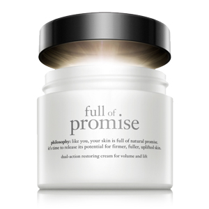 Full of Promise Dual-Action Restoring Cream for Volume and Lift