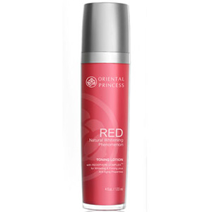 Red Natural Whitening Phenomenon Toning Lotion
