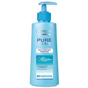 Pure Zone Deep Purifying Gel