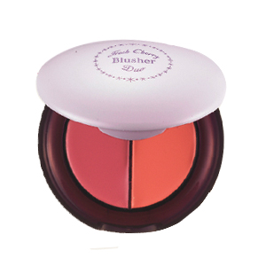Fresh Cherry Blusher Duo