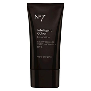 Intelligent Colour Foundation SPF 6