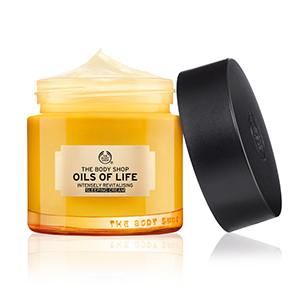 Oils of Life Intensely Revitalising Sleeping Cream