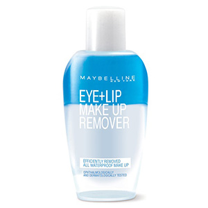 Eye + Lip Make Up Remover
