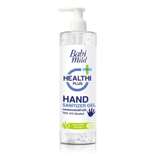 Natural Hand Sanitizer Gel