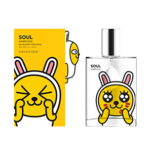 Eau De Parfum Natural Spray - SOUL Sweet Kiss