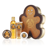 GINGER SPARKLE GIFT BOX