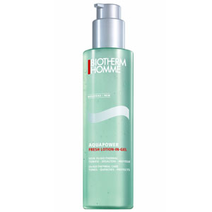 Aquapower Fresh Lotion in Gel