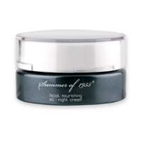 Facial Nourishing All Night Cream