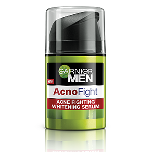 Men Acno Fight Whitening Serum