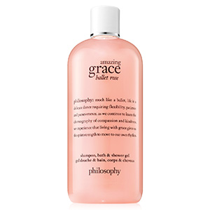 Amazing Grace Ballet Rose Shampoo, Shower Gel & Bubble Bath