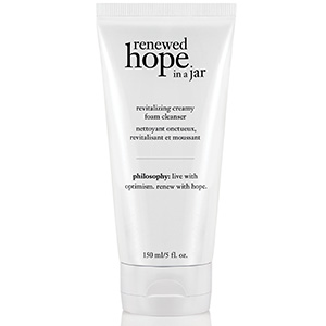 Renewed Hope in a Jar Revitalizing Creamy Foam Cleanser