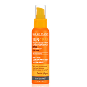 Ultra-Light Weightless Finish SPF 30 Sunscreen Spray