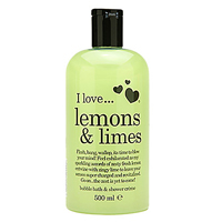 Lemons & Limes Bubble Bath&Shower Creme