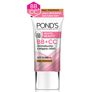 White Beauty BB CC Cream SPF30