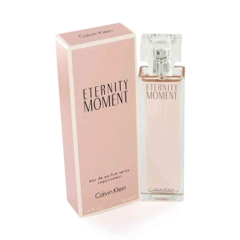 Eternity Moment women Eau de Parfum 100 ML.