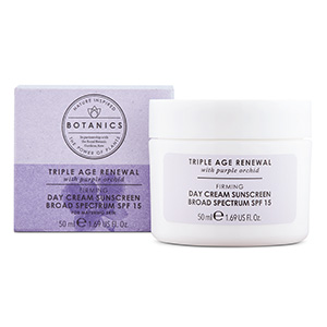 Triple Age Renewal Firming Day Cream SPF15