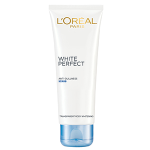 White Perfect Anti-Dullness Scrub