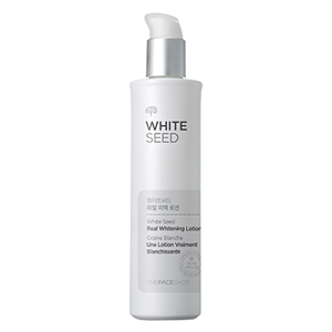 WHITE SEED Real Whitening Lotion